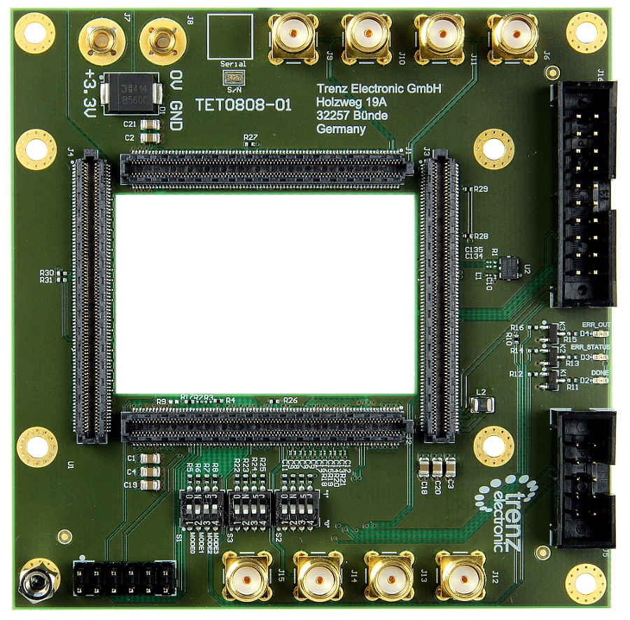 Confluence Mobile Trenz Electronic Wiki Bug Electronics Circuits For You
